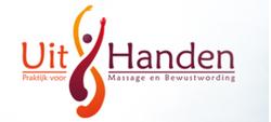 logo van praktijk uit handen