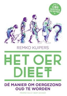 Het Oerdieet - boek van Remko Kuipers